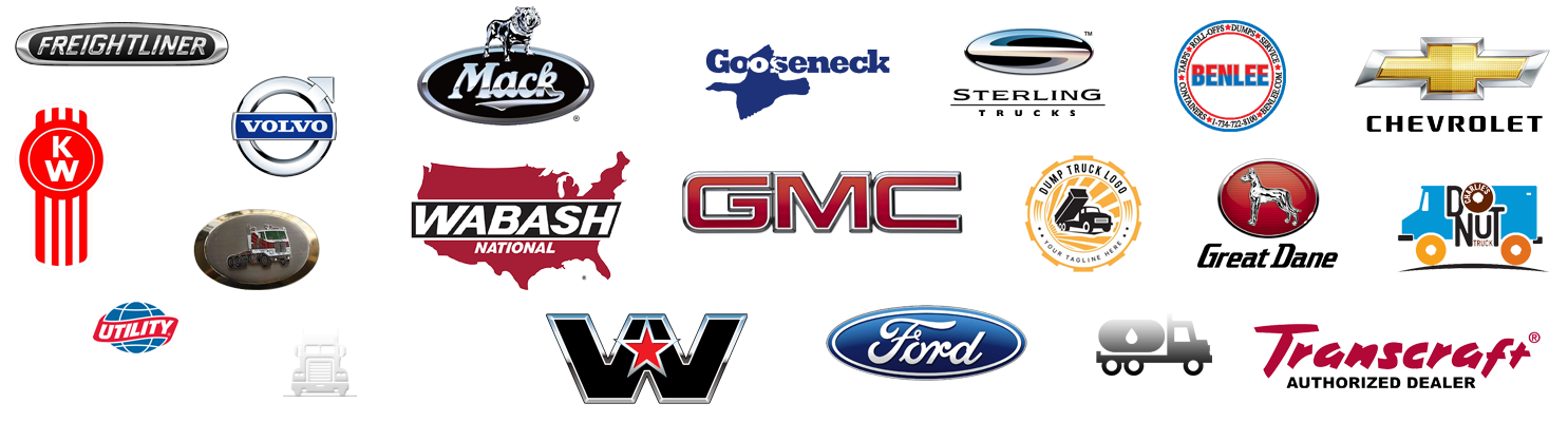 List of different brands and types of Trucks We Repair at US281 Truck And Trailer Services LLC