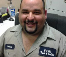 Mario Pena - Expert Road Service Tech and Certified state Inspector and Tech at US281 Truck And Trailer Services LLC