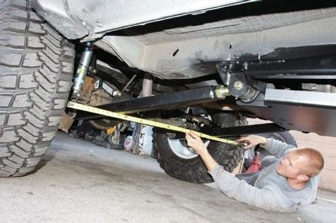 Dry Van Door being repaired at our Workshop