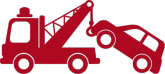Road Service Icon by US 281 Truck And Trailer Services LLC Edinburgh