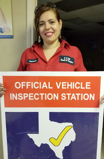 DOT Department of Transport Certified Safety Inspectors at US 281 Truck And Trailer Services LLC