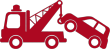 The US 281 Truck And Trailer Services LLC 24 X 7 emergency road service Icon