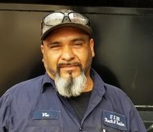 Victor Gutierrez diesel mechanic at US 281 Truck And Trailer Services LLC